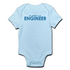 My Mommy is an Engineer Infant Bodysuit
