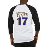 Tony the Tiger 17 Baseball Jersey