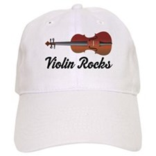 Violin Rocks Cap