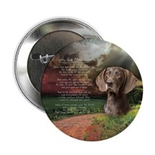 """Why God Made Dogs"" GSP 2.25"" Button (10 pack)"