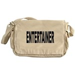Entertainer Messenger Bag