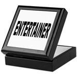 Entertainer Keepsake Box