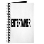 Entertainer Journal