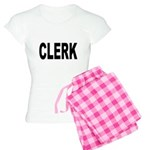 Clerk Women's Light Pajamas