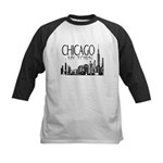 Chicago My Town Kids Baseball Jersey