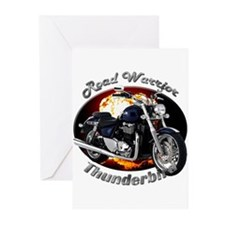 Triumph Thunderbird Greeting Cards (Pk of 10)