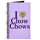 I Heart Chows Journal