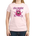 Little Monster Kelly Women's Light T-Shirt