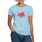 Breaking Dawn Abstract Women's Light T-Shirt
