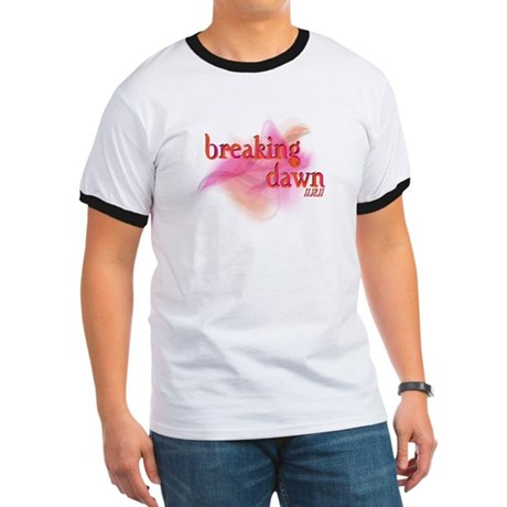 Breaking Dawn Abstract Ringer T