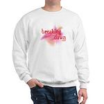 Breaking Dawn Abstract Sweatshirt