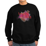 Breaking Dawn Abstract Sweatshirt (dark)