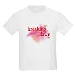 Breaking Dawn Abstract Kids Light T-Shirt