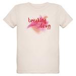Breaking Dawn Abstract Organic Kids T-Shirt
