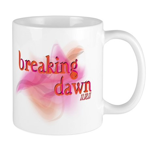 Breaking Dawn Abstract Mug