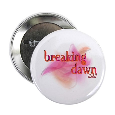 """Breaking Dawn Abstract 2.25"""" Button"""