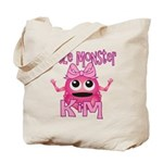 Little Monster Kim Tote Bag