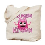 Little Monster Kristin Tote Bag