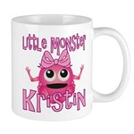 Little Monster Kristin Mug