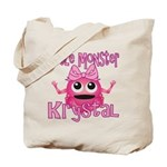 Little Monster Krystal Tote Bag