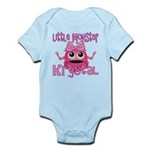 Little Monster Krystal Infant Bodysuit