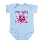 Little Monster Krystal Infant Bodysuit