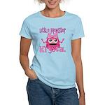 Little Monster Krystal Women's Light T-Shirt