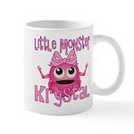Little Monster Krystal Mug