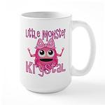 Little Monster Krystal Large Mug