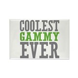Coolest Gammy Rectangle Magnet (10 pack)