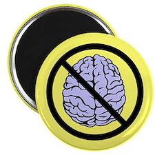 Brain Not Found Magnet