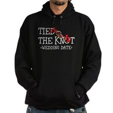 Tied The Knot (Add Wedding Date) Hoodie