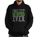 Coolest God Mother Hoody