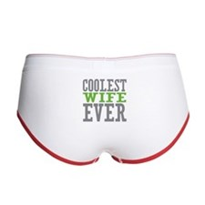 Coolest Wife Women's Boy Brief