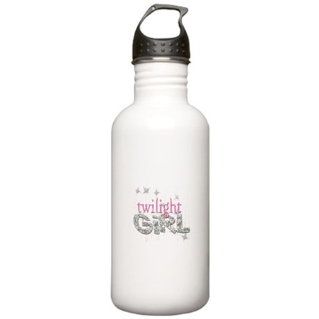 Twilight Girl Pink Stainless Water Bottle 1.0L