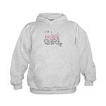 Twilight Girl Pink Kids Hoodie