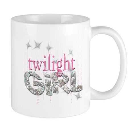 Twilight Girl Pink Mug