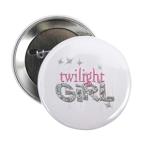 "Twilight Girl Pink 2.25"" Button"