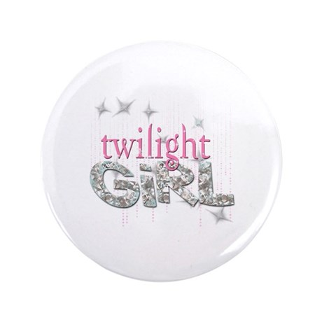 "Twilight Girl Pink 3.5"" Button"