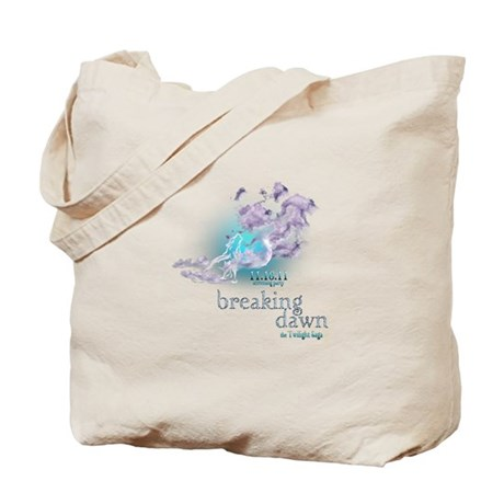 Breaking Dawn Clouds Screening Party Tote Bag
