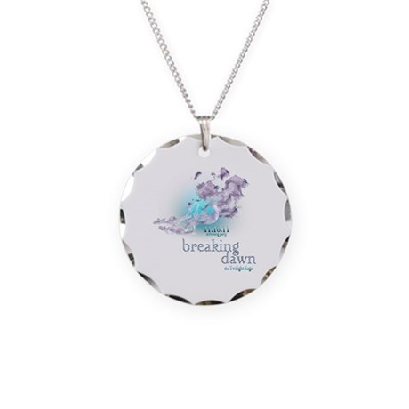 Breaking Dawn Clouds Screening Party Necklace Circ
