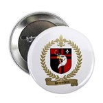 DESROCHERS Family Crest Button