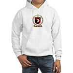 DESROCHERS Family Crest Hooded Sweatshirt