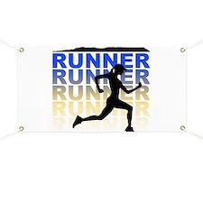 Funny Running Banner