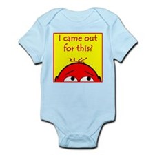 Out For This? Baby Infant Bodysuit