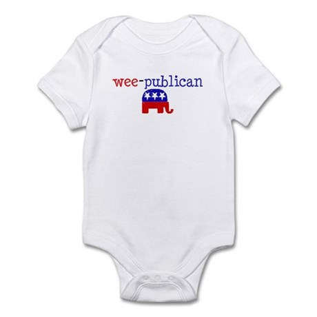 Wee-Publican Infant Bodysuit
