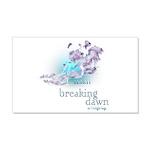 Breaking Dawn Clouds Screening Party 22x14 Wall Pe