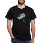 Breaking Dawn Clouds Screening Party Dark T-Shirt
