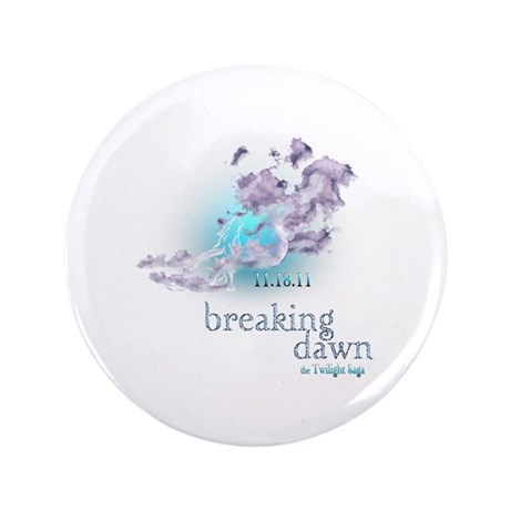 "Breaking Dawn Clouds Screening Party 3.5"" Button"