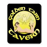 Golden Tarn Mousepad